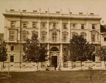 15. 4. Archaeological museum in Zagreb and the great earthquake of 1880