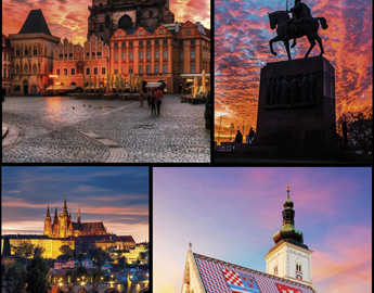 Four Seasons of Czech Culture